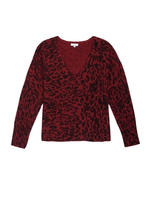 GRACIE - RED LEOPARD by Rails - 1