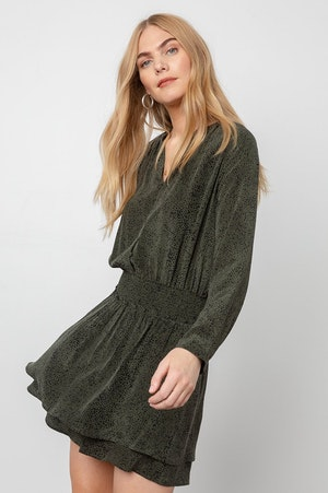 JASMINE - OLIVE SPECKLED by Rails - 3