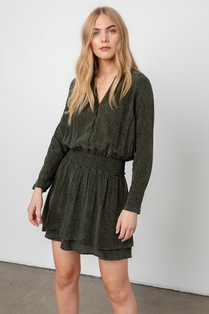 JASMINE - OLIVE SPECKLED by Rails - 1