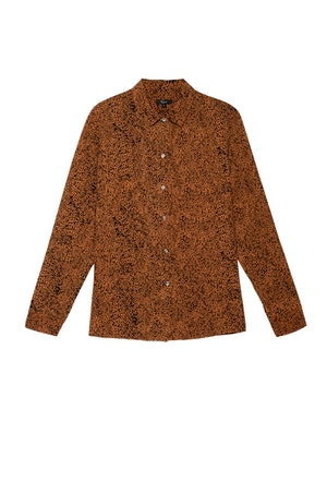 KATE - SILK RUST SPECKLED by Rails - 1