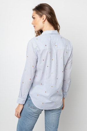 TAYLOR - EMBROIDERED CITRUS by Rails - 2