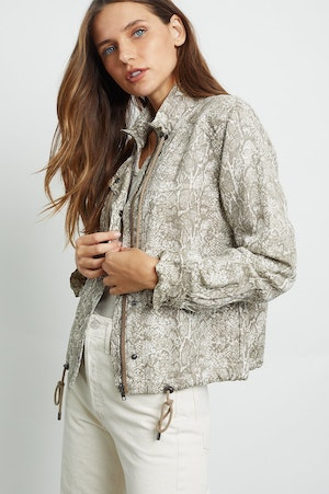TENNESSEE - SAND SNAKESKIN by Rails - 7