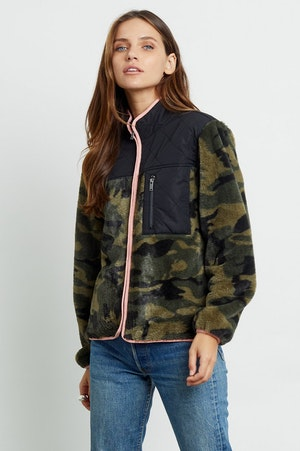 WESLEY - GREEN CAMO BLACK by Rails - 6