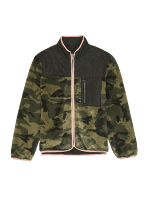 WESLEY - GREEN CAMO BLACK by Rails - 1