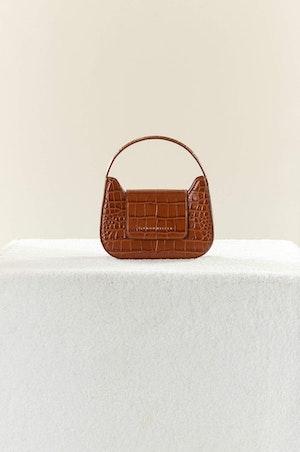 Mini Retro Bag in Cuoio by Simon Miller - 2