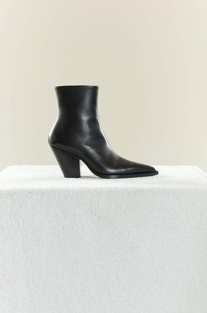 Pack Boot in Black by Simon Miller - 2