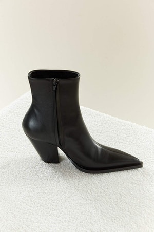 Pack Boot in Black by Simon Miller - 3