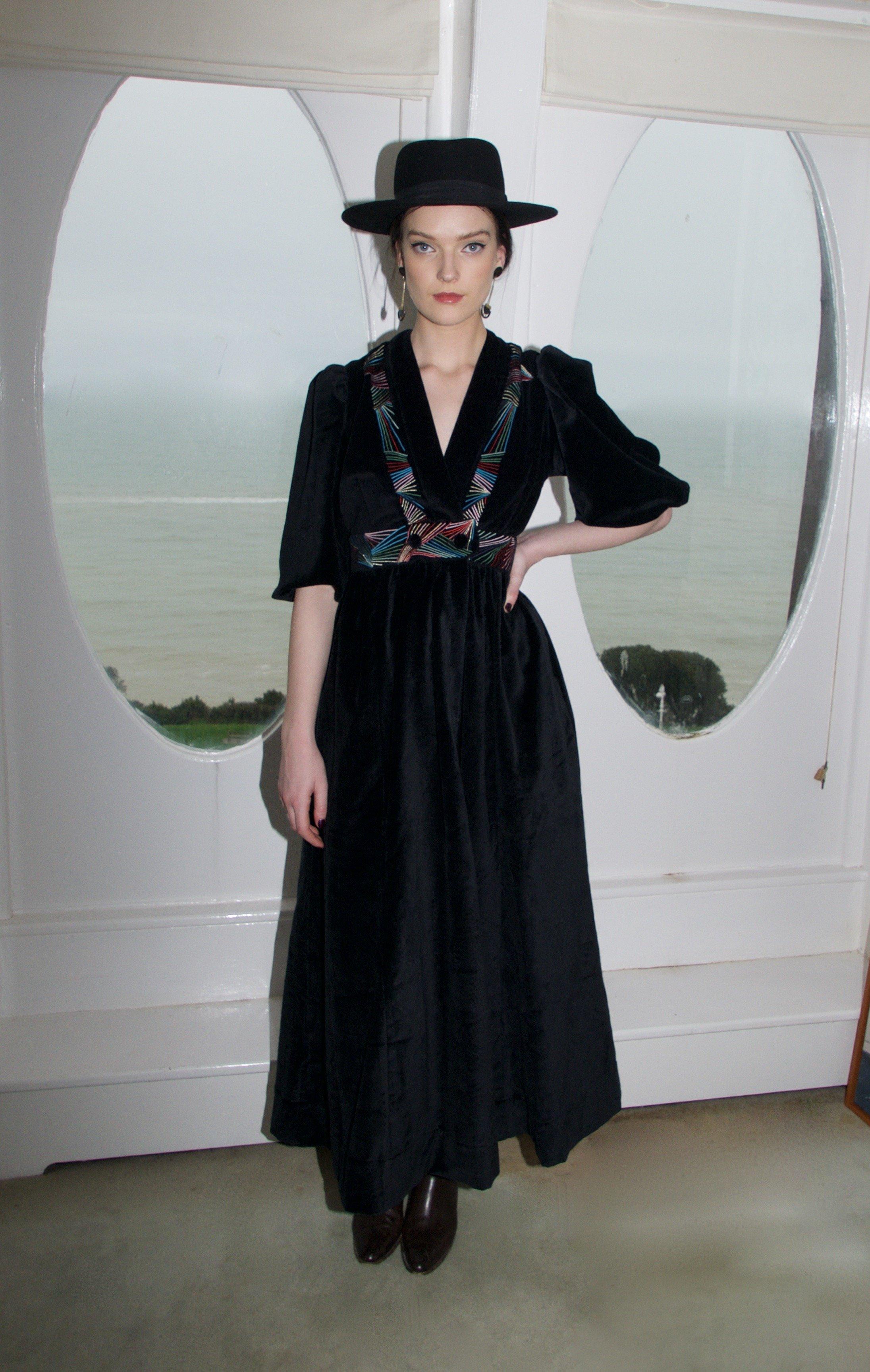 Lola dress black by Tallulah & Hope - 2