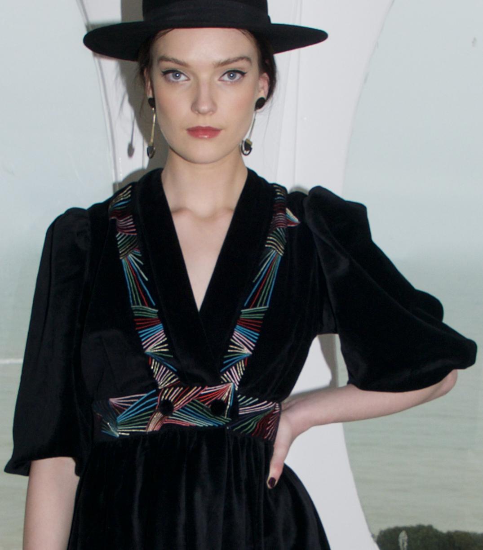 Lola dress black by Tallulah & Hope - 3