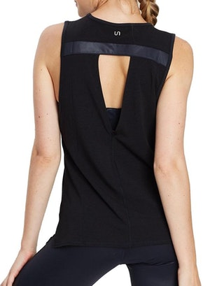 Cut It Out Sleeveless Tee by Urban Savage - 2