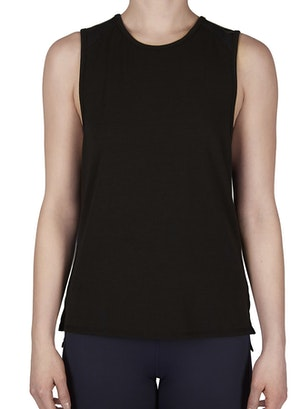 Cut It Out Sleeveless Tee by Urban Savage - 1