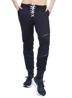 Laced Up Jogger by Urban Savage - 1