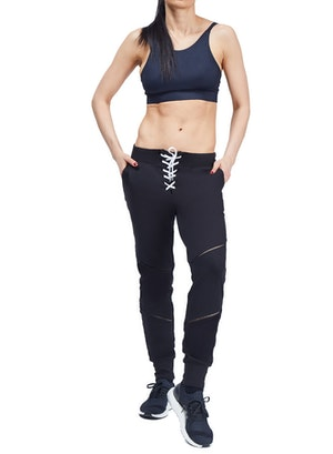 Laced Up Jogger by Urban Savage - 4