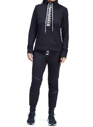 Laced Up Jogger by Urban Savage - 5