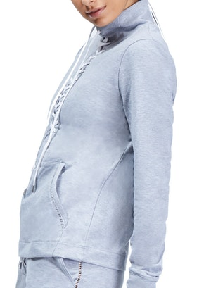 Laced Up Pullover by Urban Savage - 1