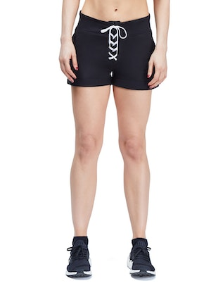 Laced Up Shorts by Urban Savage - 1
