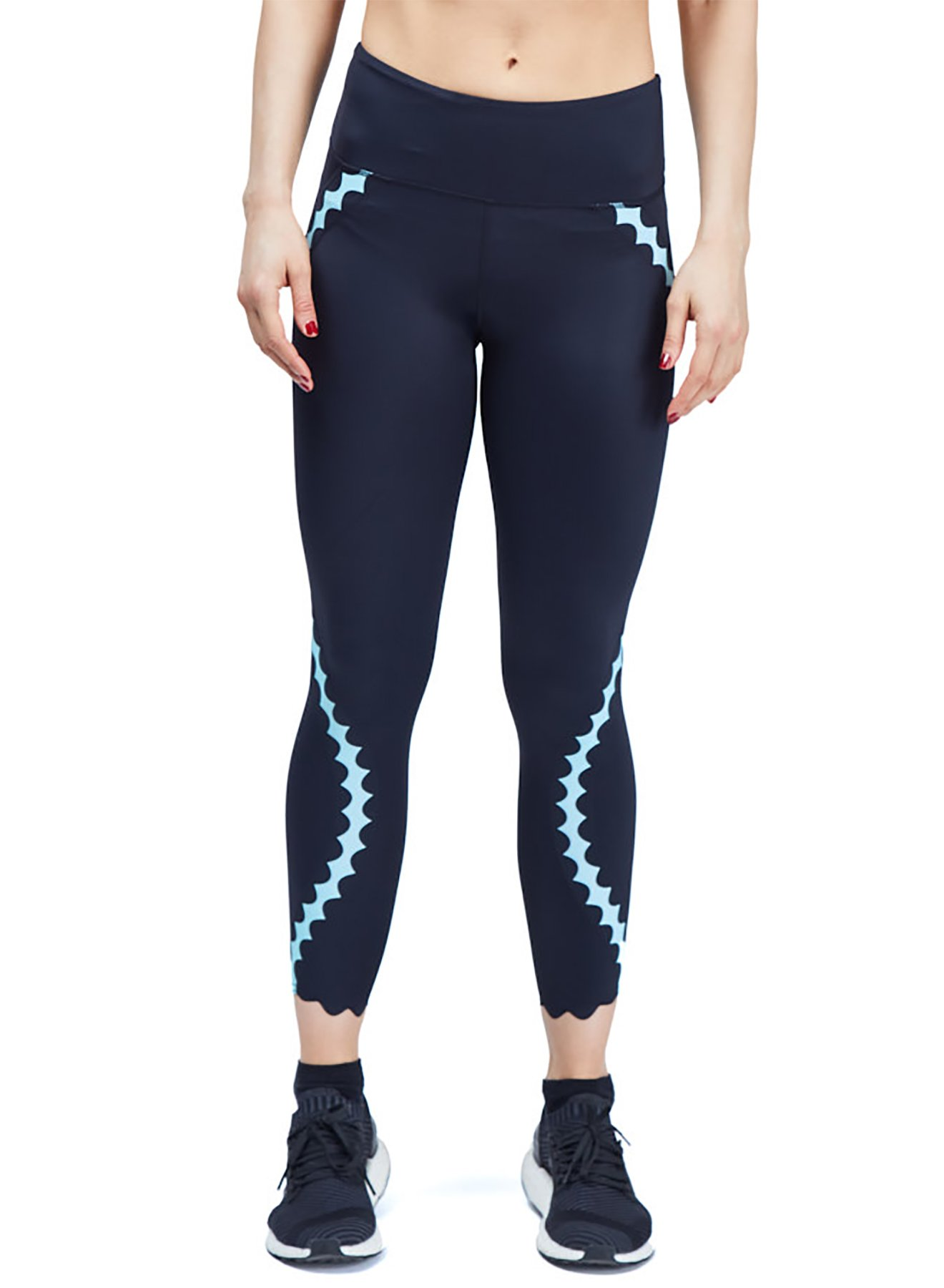 Scallop Legging by Urban Savage - 1