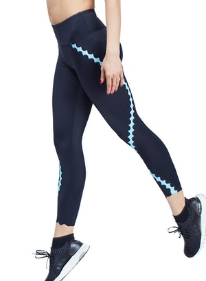 Scallop Legging by Urban Savage - 3