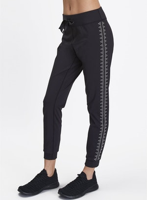 Studded Jogger by Urban Savage - 1