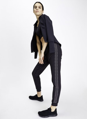 Studded Jogger by Urban Savage - 3