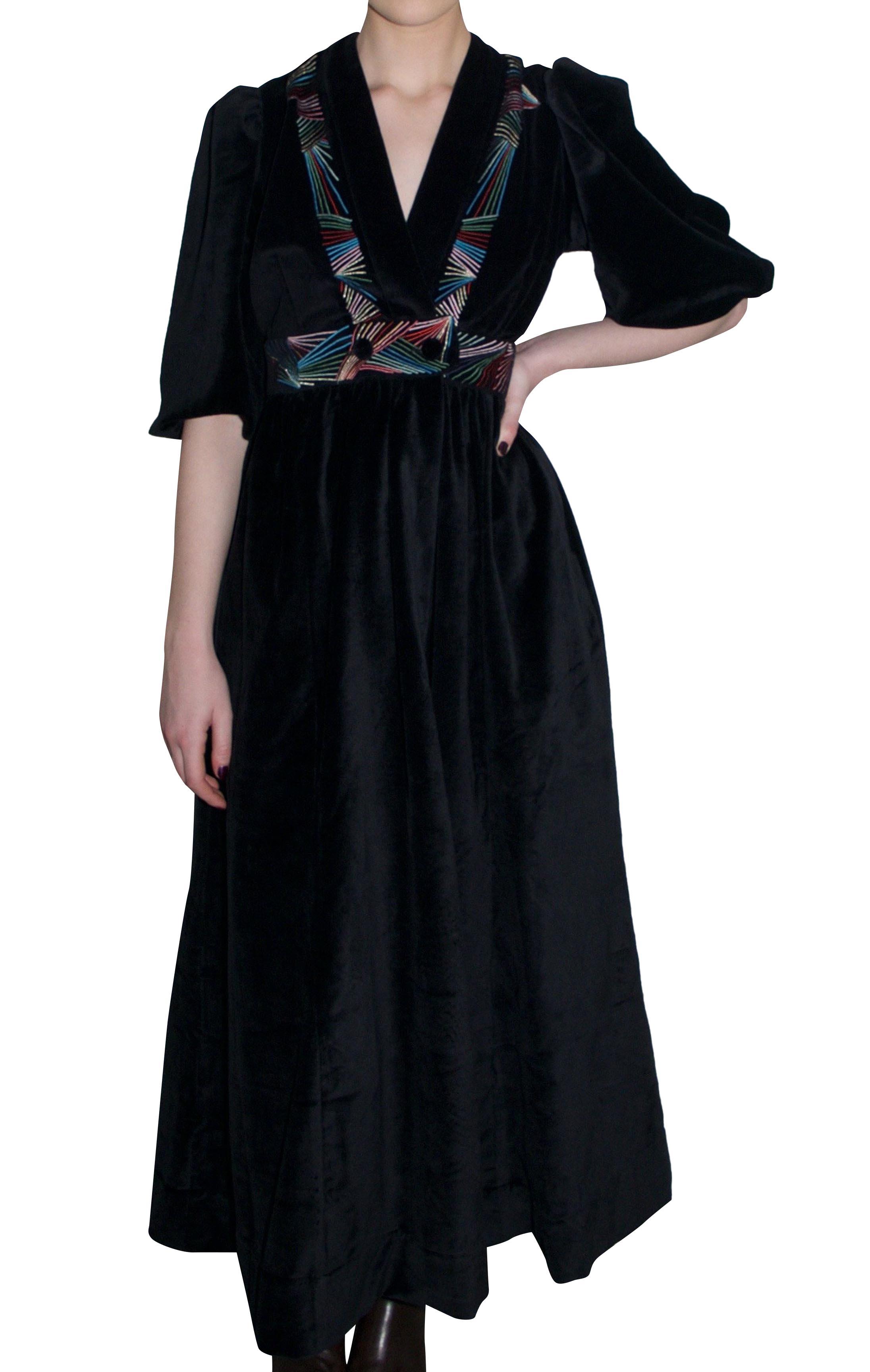 Lola dress black by Tallulah & Hope - 1