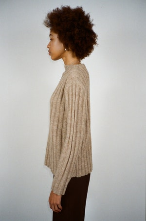 Ribby Sweater by Sandy Liang - 3