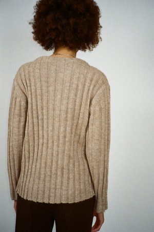 Ribby Sweater by Sandy Liang - 2