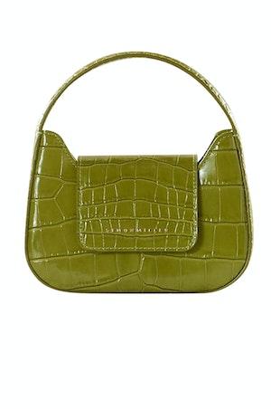 Mini Retro Bag in Chartreuse by Simon Miller - 1