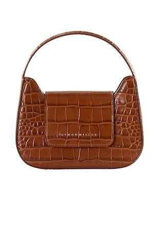 Mini Retro Bag in Cuoio by Simon Miller - 1