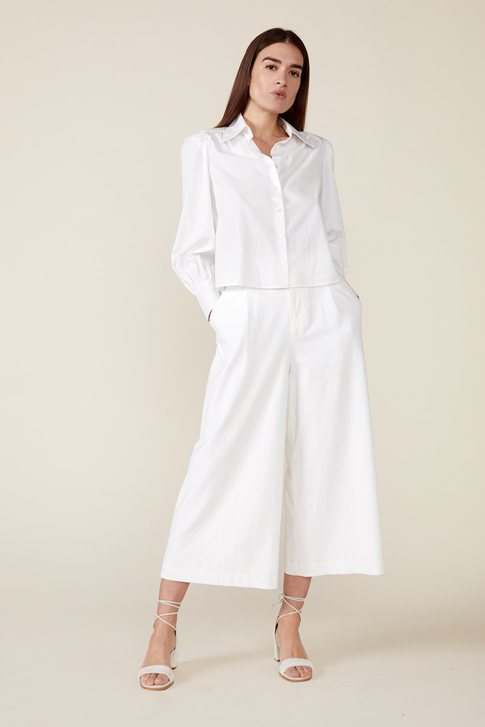 VITA BLOUSE, WHITE by St. Roche - 4