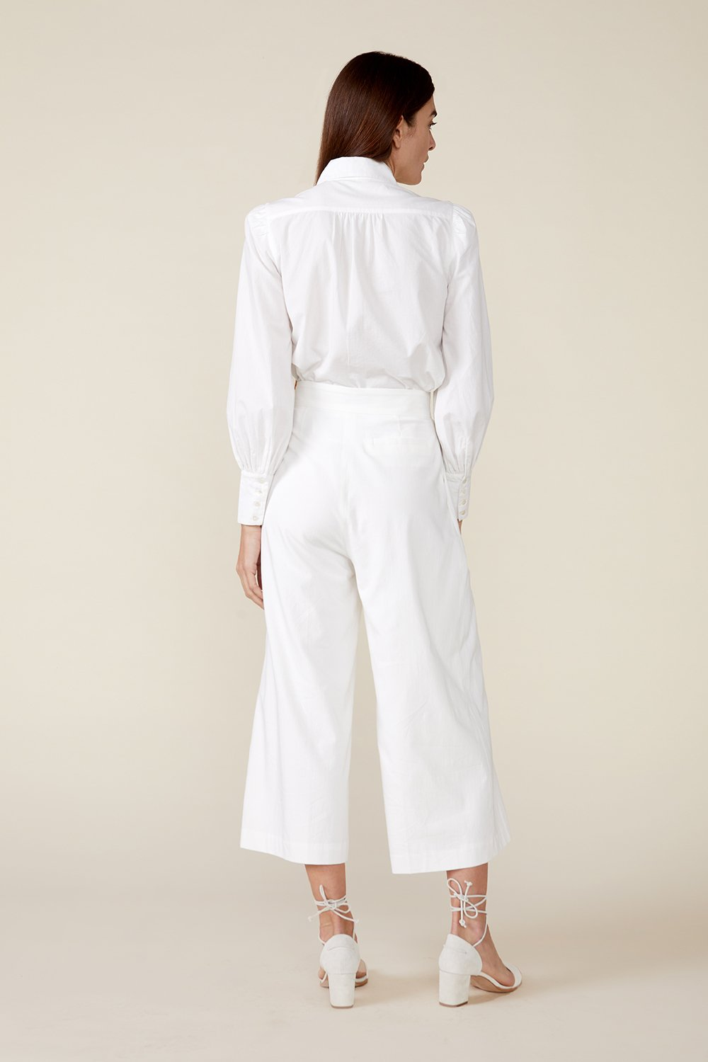 VITA BLOUSE, WHITE by St. Roche - 3