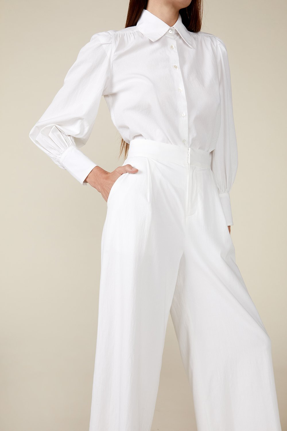 VITA BLOUSE, WHITE by St. Roche - 5