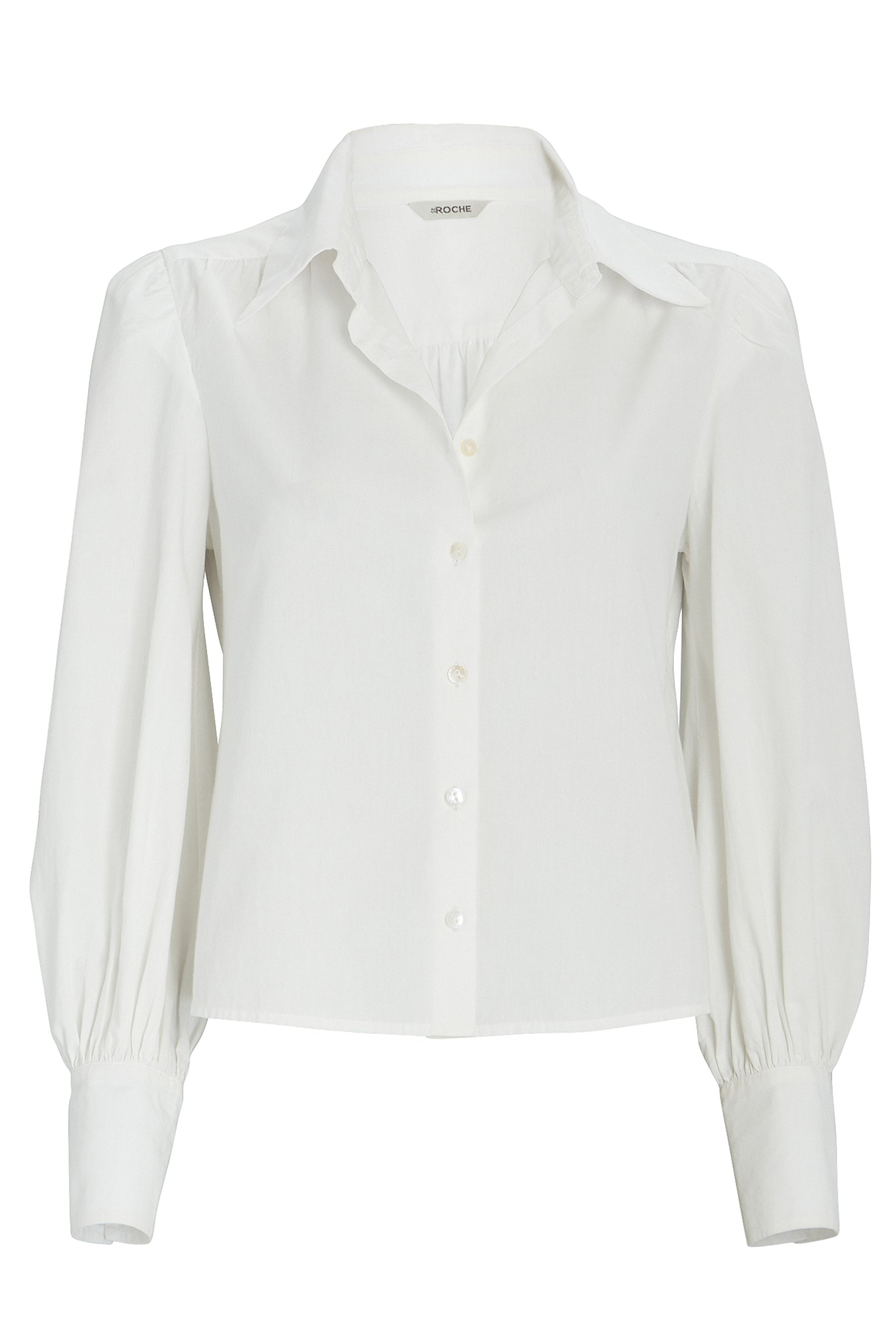 VITA BLOUSE, WHITE by St. Roche - 1
