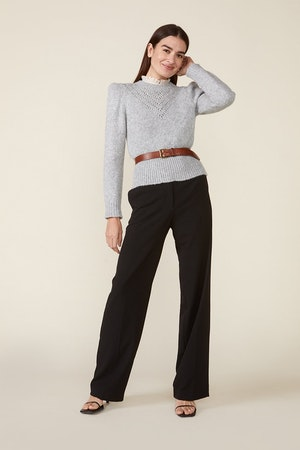 SISSY SWEATER, GREY by St. Roche - 2