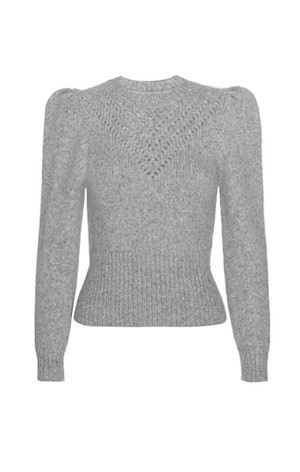 SISSY SWEATER, GREY by St. Roche - 1