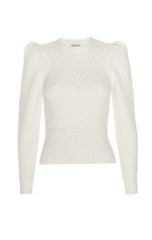 SISSY SWEATER, IVORY by St. Roche - 1