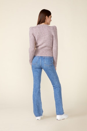 SISSY SWEATER, HEATHER ROSE by St. Roche - 2