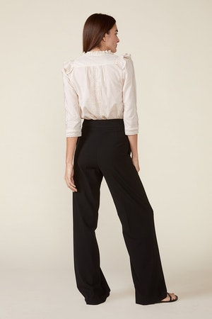 LINDE BLOUSE, BIRCH by St. Roche - 3