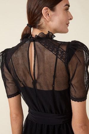 TOMI DRESS - BLACK by St. Roche - 5