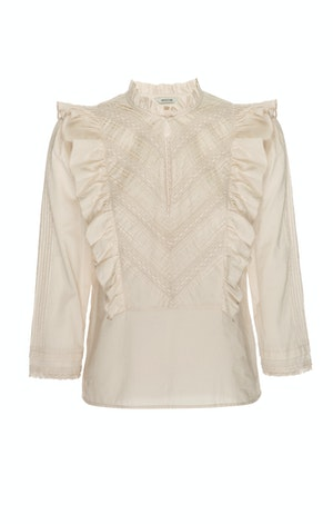 LINDE BLOUSE, BIRCH by St. Roche - 1