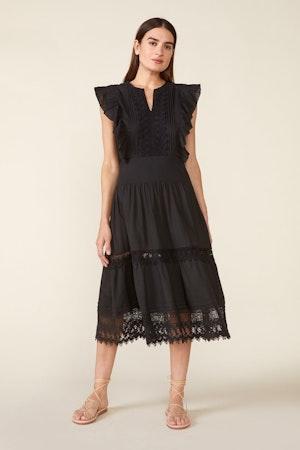 LUX DRESS, BLACK by St. Roche - 2