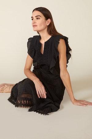 LUX DRESS, BLACK by St. Roche - 4