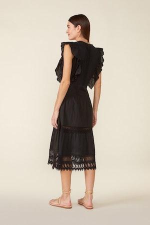 LUX DRESS, BLACK by St. Roche - 3