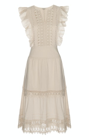 LUX DRESS, ROSEWATER by St. Roche - 1