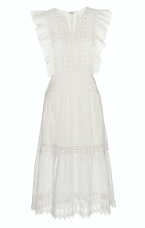 LUX DRESS, IVORY by St. Roche - 1