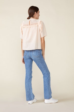 MAISIE TOP, ROSEWATER by St. Roche - 3