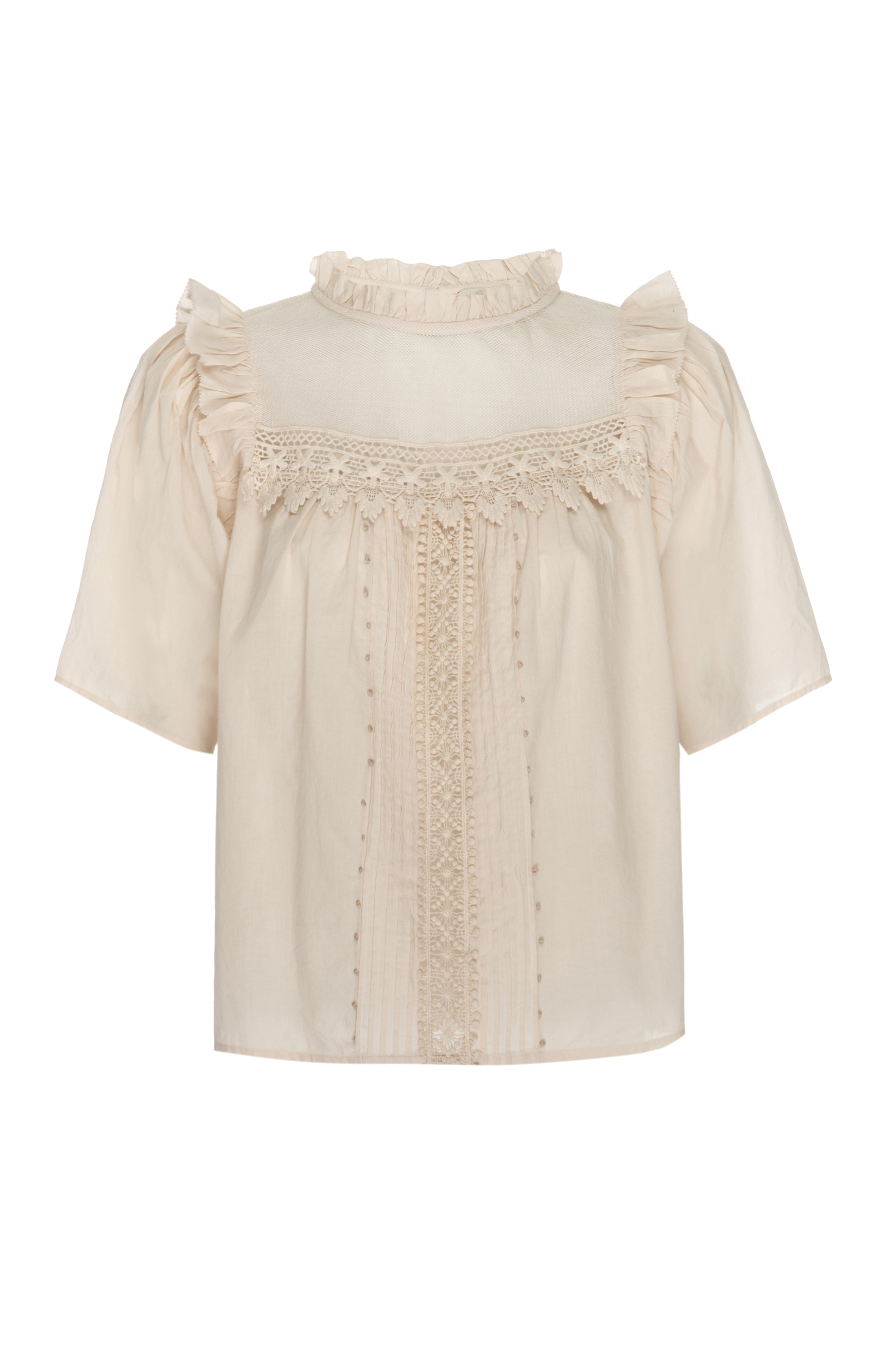 MAISIE TOP, ROSEWATER by St. Roche - 1