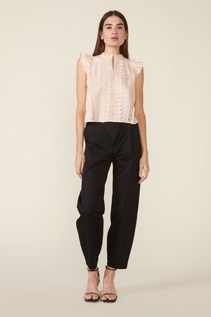 ADA TOP, ROSEWATER by St. Roche - 5