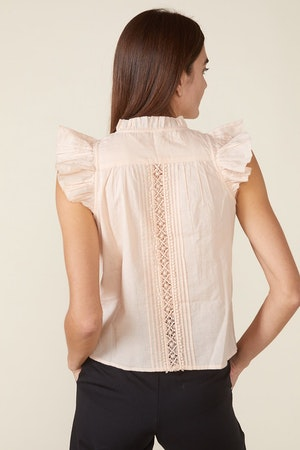 ADA TOP, ROSEWATER by St. Roche - 3