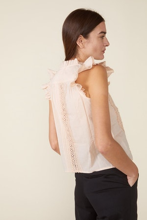 ADA TOP, ROSEWATER by St. Roche - 4